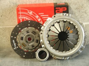 Land Rover 300TDI Clutch Kit Borg & Beck Model #STC8358-A