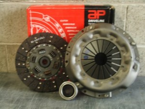 Land Rover Discovery 1 and Discovery 2 Classic V8 5 Speed Clutch Kit - Part # 8510310-A