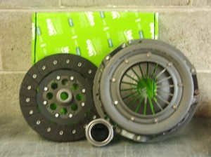 Land Rover TD 5 Clutch Kit